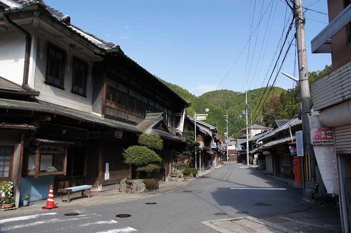 東吉野村小川